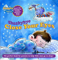 Baby Elliot Event ~ Shushybye Book and CD Review