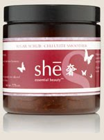 Ladies Only Event ~ Shē Essential Beauty Sugar Scrub Review and Giveaway