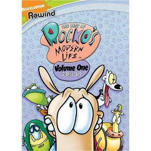 Rocko's Modern Life: Season One 2-DVD set #Giveaway