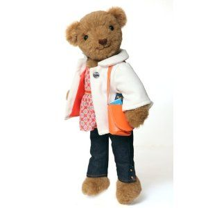 Zylie the Bear Kit Review & #Giveaway