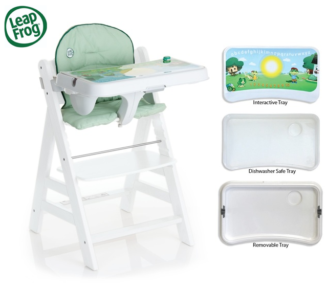 Leap Frog Interactive High Chair Review & #Giveaway ~ Blogorama Bonanza '11