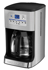 Farberware 12-Cup Programmable Coffee & Tea Maker Review & #Giveaway #Rafflecopter