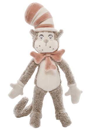 miYim Simply Organic Plush Toys makes their way into our hearts with The Cat in The Hat #Giveaway