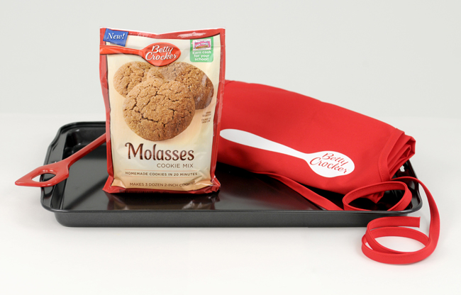 Betty Crocker Molasses Cookie Mix Review & #myblogspark #Giveaway