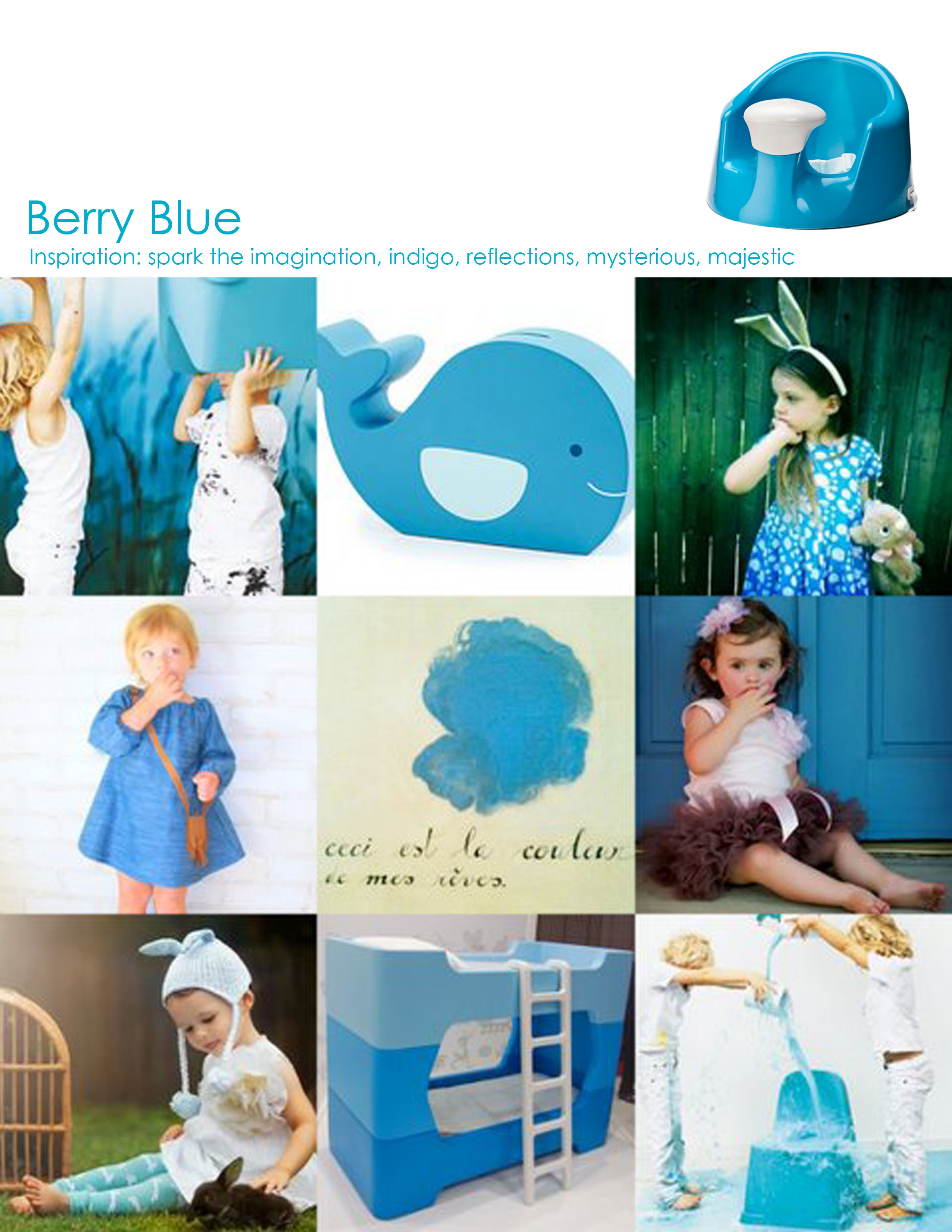 For the love of Berry Blue!