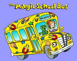 The Magic School Bus Science Club Subscription Kits by mail #HolidayShopping