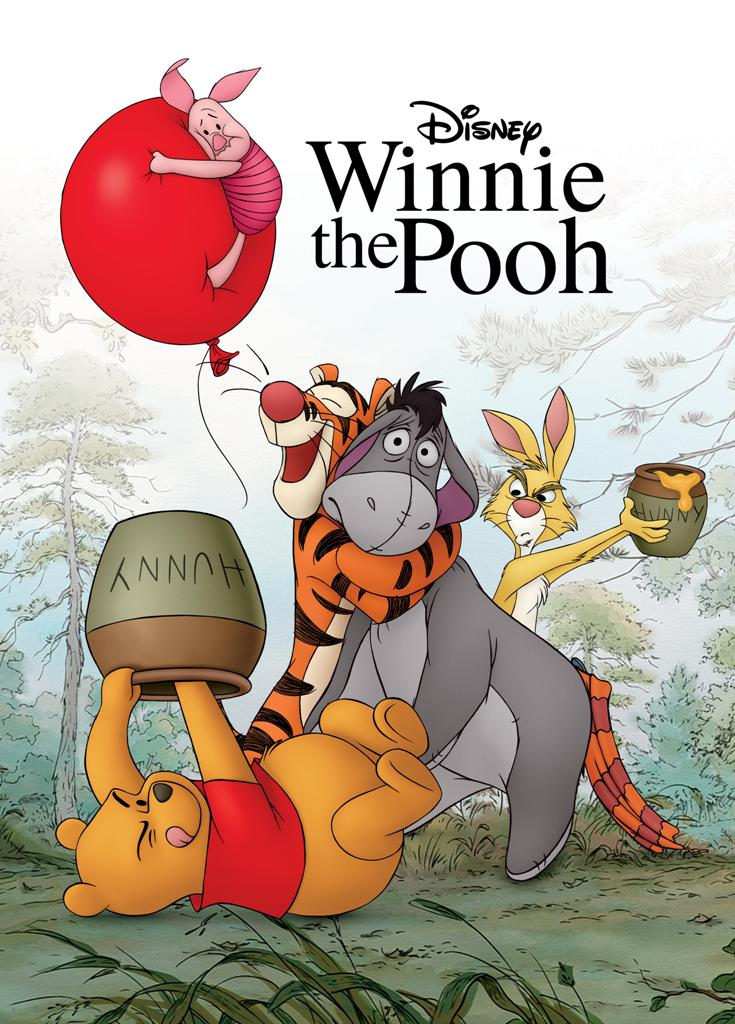 "Movies on Demand ""List It"" gives you the chance to win a 46″ 3D TV + Winnie the Pooh #Giveaway"