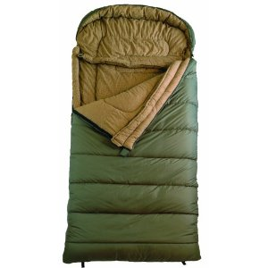 Teton Sports for the holidays! Mammoth 0-Degree Sleeping Bag Review & Giveaway
