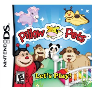 Great Gift for Girls Under $20 ~ Pillow Pets for Nintendo DS