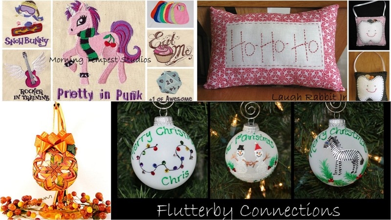 Custom Ornaments, Baby Bibs and Pillows. Oh My! #madewithlove #Giveaway US&CAN ends 11/13