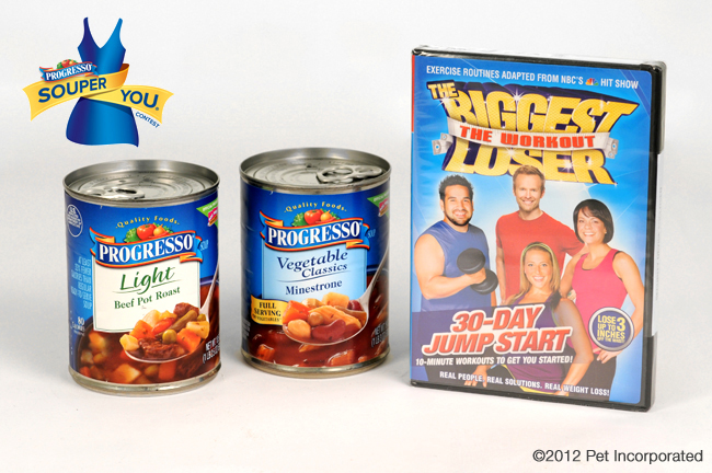 "Progresso ""Souper You"" Contest Information, Review and Prize Pack Giveaway"