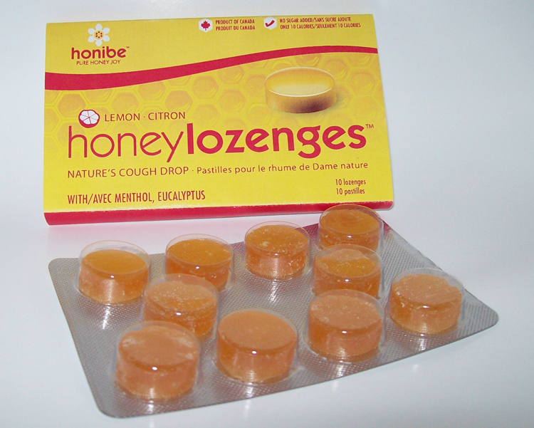 Honibe Honey Lozenges are Naturally Soothing