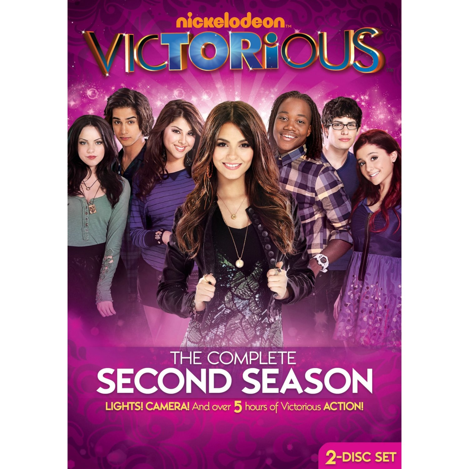 Victorious: The Complete Second Season Review