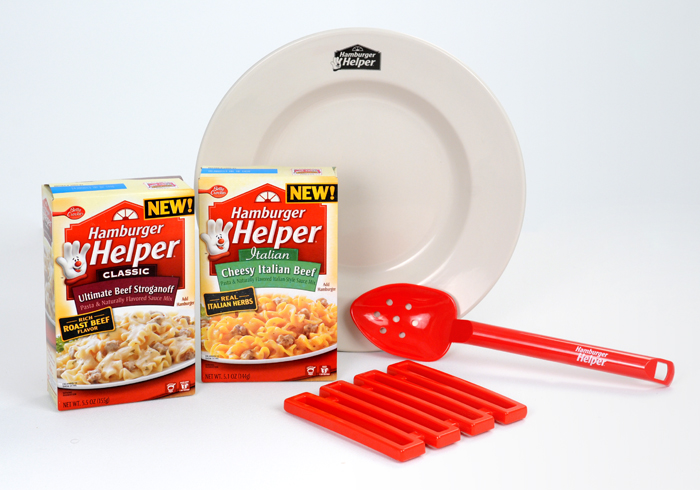 """What's for dinner?"" Hamburger Helper NEW Ultimate Beef Stroganoff and Cheesy Italian Beef"