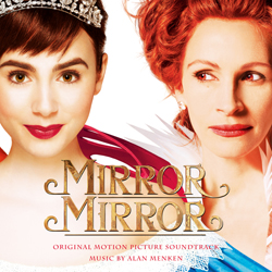 Mirror Mirror Original Motion Picture Soundtrack available now (plus a giveaway)