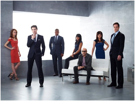 Whose Collar Do You Wear? {White Collar Season 3 DVD Collection Giveaway}