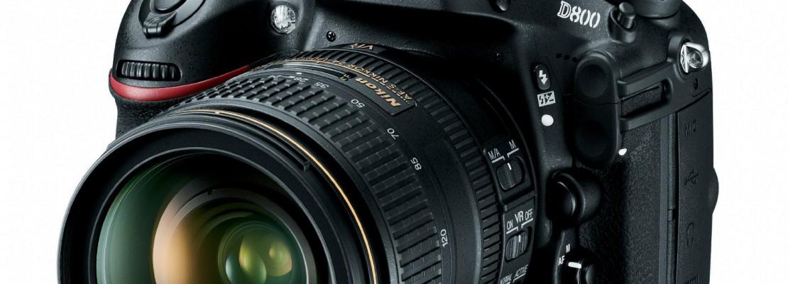 Nikon D800 Camera Giveaway {RV$2,999}