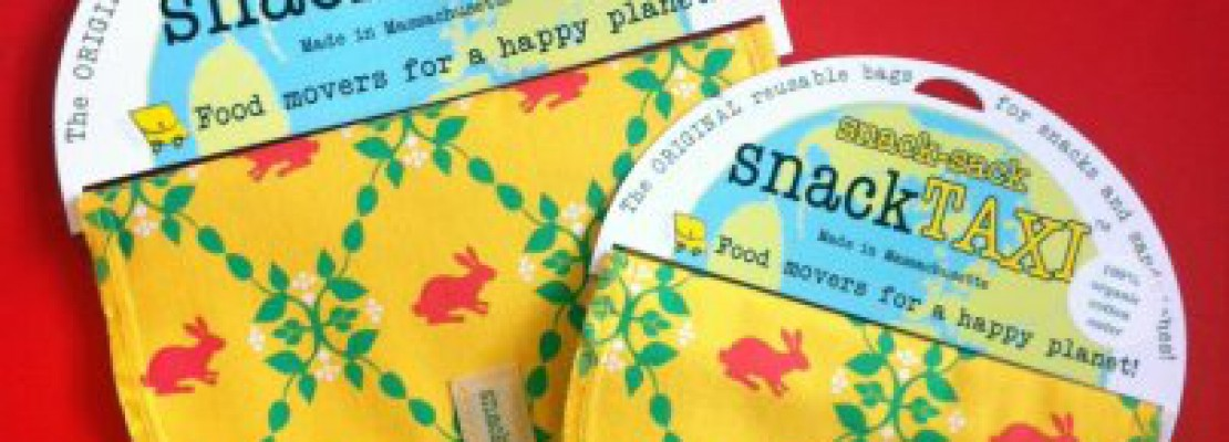 Back to School Gear Gets Green with SnackTAXI