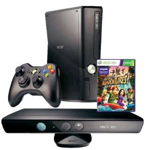 Xbox Kinect Bundle Package Giveaway {open worldwide, RV$299, ends 7/22}