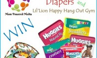 Win a year's worth of diapers!