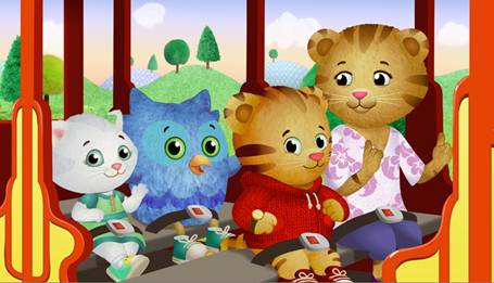 Daniel Tiger's Neighborhood Premieres Monday, 9/3! Plus a special Interview with Executive Producers, Kevin Morrison and Angela C. Santomero.
