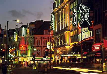 London's West End for Kids