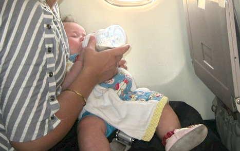Three New Tips to Air Travel with a Baby
