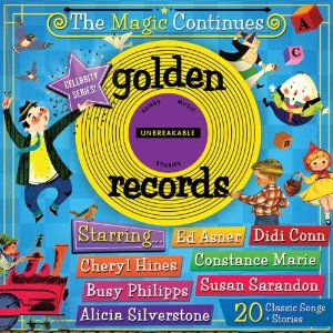 Golden Records CD Giveaway {ends 9/15}