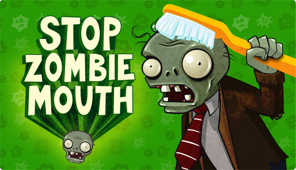 Join the Stop Zombie Mouth Twitter Party {Happening Tonight!}