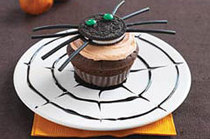 3 Sweet and Spooky Halloween Cupcake Ideas