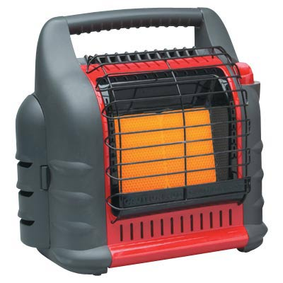 Repairing Mr. Heater Big Buddy Portable Heaters