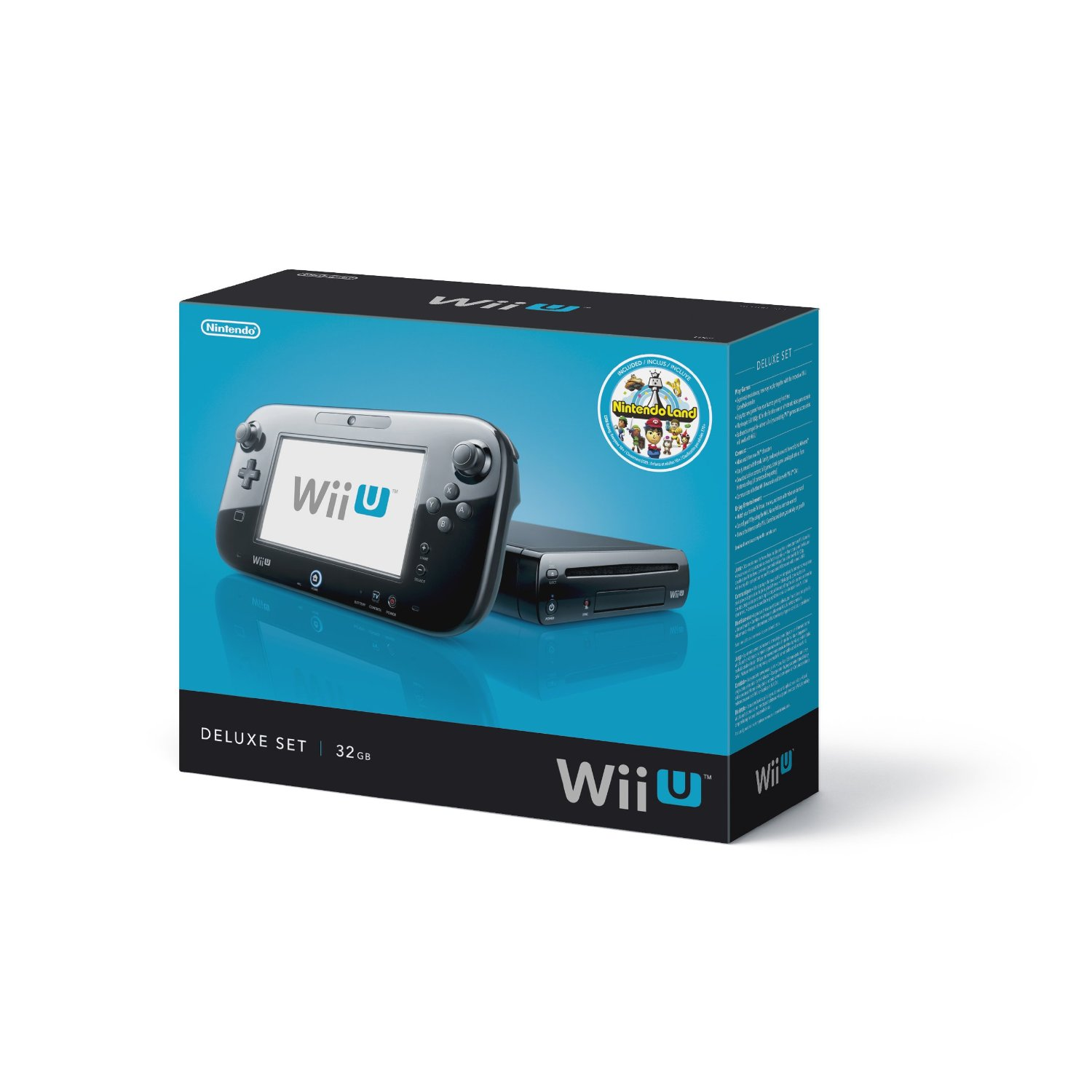 Wii U Gaming System Giveaway