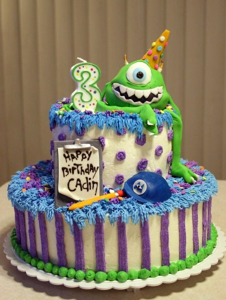 Monsters University Party Inspiration