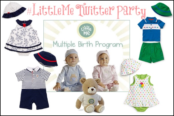 Little Me Twitter Party! Come join the parenting fun & win prizes too. #LittleMe