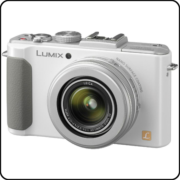 Panasonic LUMIX DMC-LX7W
