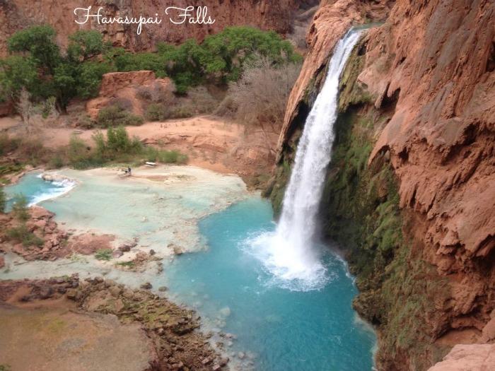 Experience the Stunning Sights of Havasupai Falls, Arizona