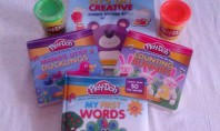 Silver Dolphin Books Play-Doh First Concepts #Giveaway