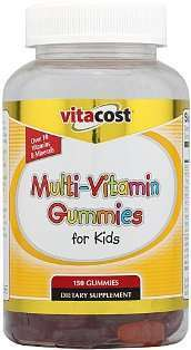 Vitacost Multi-Vitamin Gummies