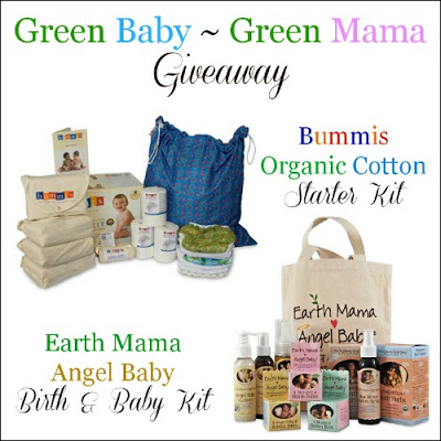 Green Baby, Green Mama Giveaway