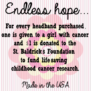 Headbands of Hope: Giving little girls hope, one Headband at a time