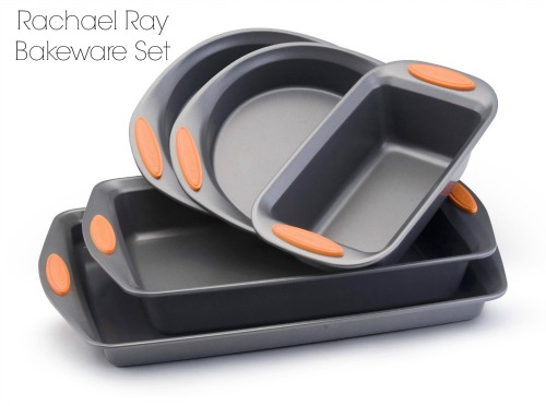 Rachael Ray Bakeware Set - Orange