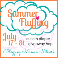Flip Day Time Organic Cotton Day Pack Giveaway #summerfluffing
