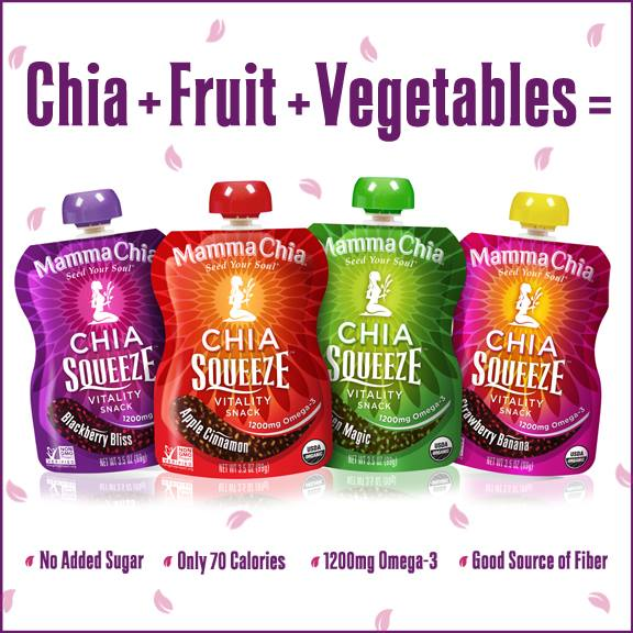Chia Squeeze
