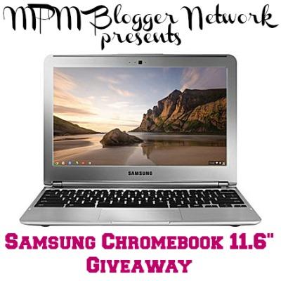 Samsung Chromebook Giveaway #MPMBloggerNetwork