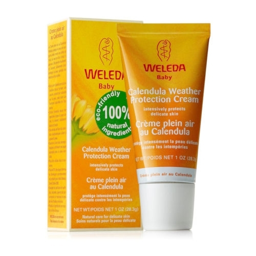 Weleda Baby Calendula Weather Protection Cream
