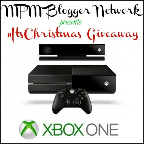 Xbox One Giveaway #ItsChristmas