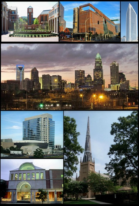 Travel: Charlotte, North Carolina