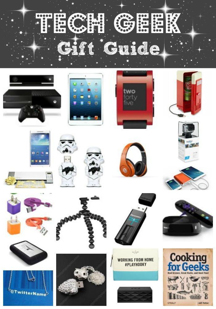Tech Geek Gift Guide #ItsChristmas - Motherhood Defined