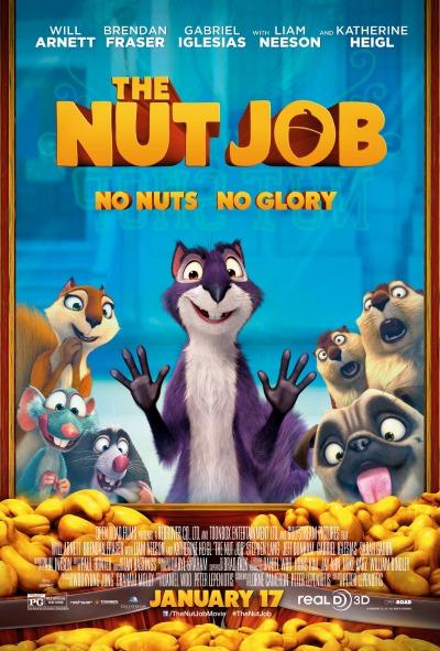Nut Job Buddy