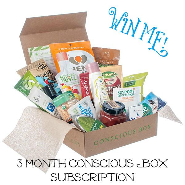 3m consciousbox giveaway